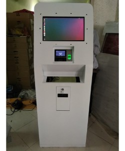 FaceRecognizationKiosk_2018